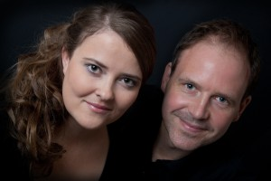 Dagmar Winther and Kenneth Degnbol Download for press use, 4,28 MB